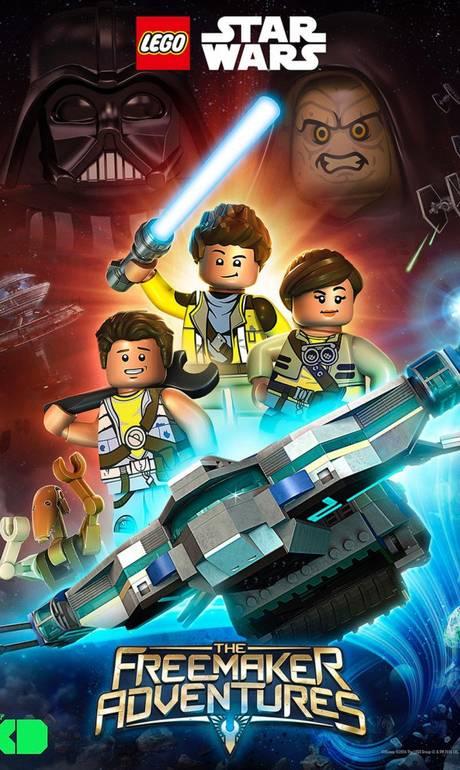 """Cartaz de divulgação de """"Star Wars: The Freemaker Adventures"""" Crédito: Divulgação"""