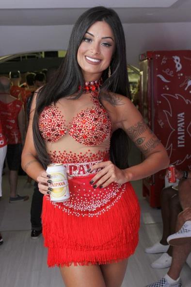 Aline Riscado Crédito: Alex Palarea/Divulgação