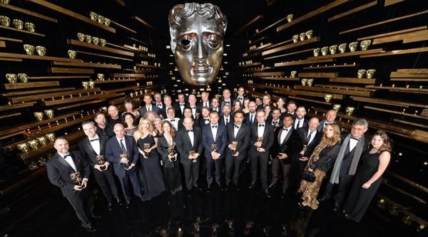 Todos os vencedores do BAFTA 2016 - Crédito: Reprodução/Twitter