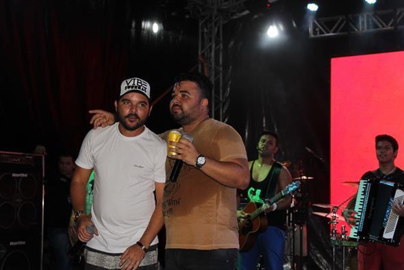 Douglas Pegador e Davi Firma Crédito: Paulo Victor Moura/Divulgação