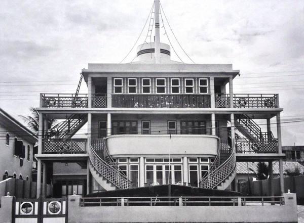 Casa navio/Reprodução