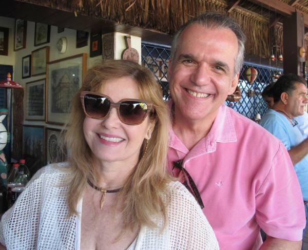 Ana Tereza e Fernando Dueire/DP