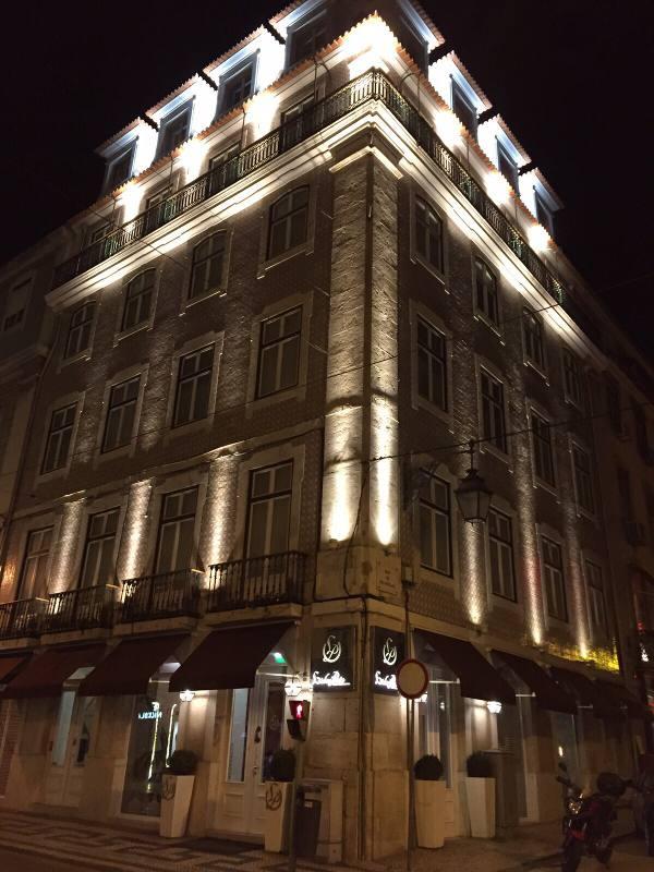 Hotel Lisboa Prata/DP