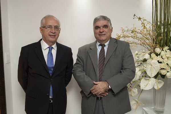 Alexandre Lemos e Maurício Pedrosa - Créditos: Ednaldo Bispo/Divulgação