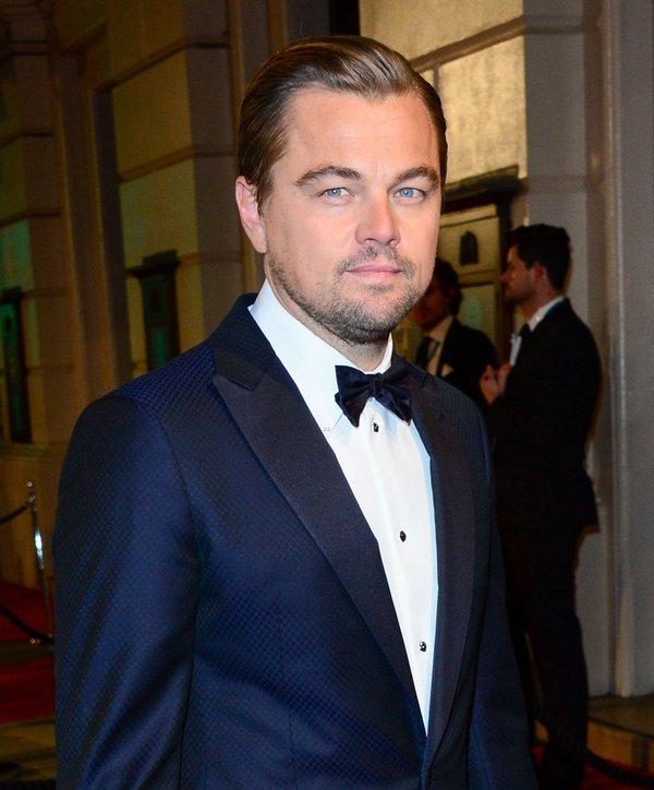 Leonardo DiCaprio. Crédito: Reprodução/Twitter
