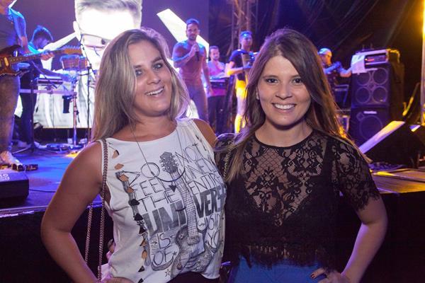 Talita Queiroz e Talita Araujo - Crédito: Vito Sormany/Divulgação