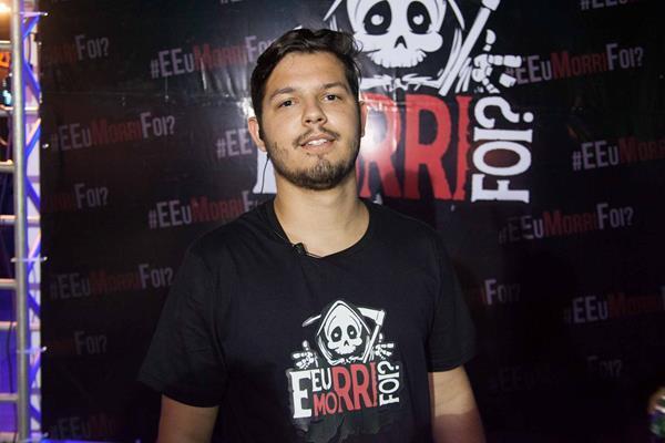 Vitor Dantas - Crédito: Vito Sormany/Divulgação