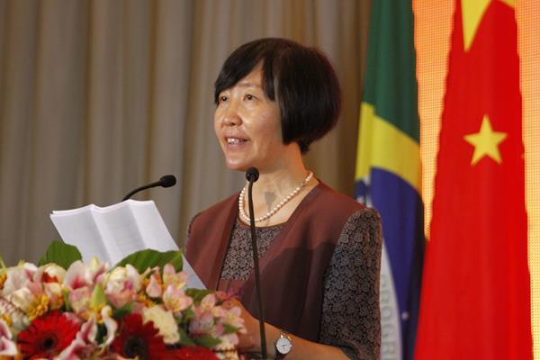 Cônsul-Geral da China no Recife, Li Feiyue - Crédito: Ricardo Fernandes/DP