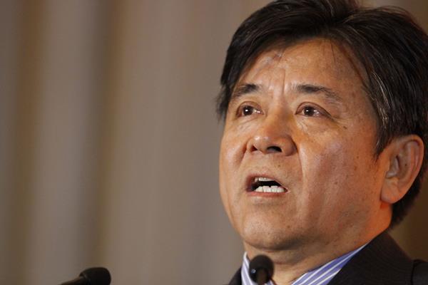 O embaixador da República Popular da China no Brasil, Li Jinzhang - Crédito: Ricardo Fernandes/DP