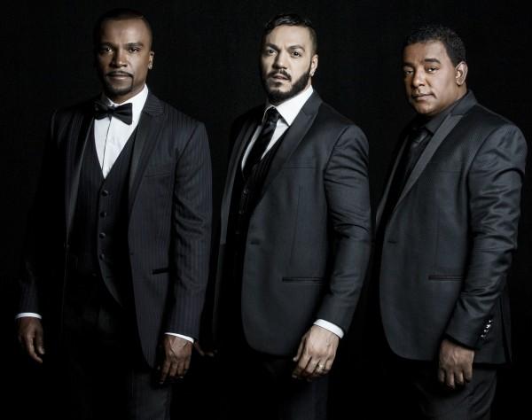 Alexandre Pires, Belo e Luiz Carlos têm encontro marcado com ouvintes da Rádio Clube, amanhã, no Classic Hall - Crédito: Divulgação
