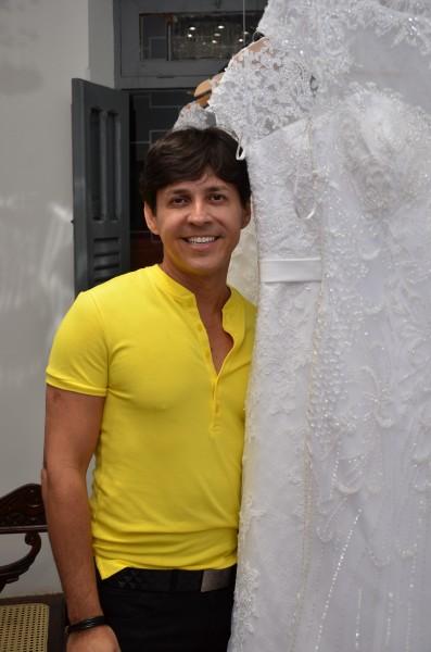 Albérico Ribeiro abre maison para o público masculino - Crédito: Diego Cunha/Divulgação
