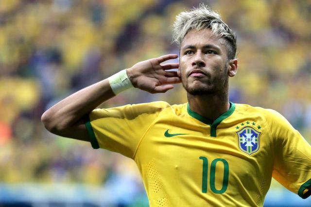 Neymar estará presente no jogo - Foto: Jefferson Botega / Agencia RBS