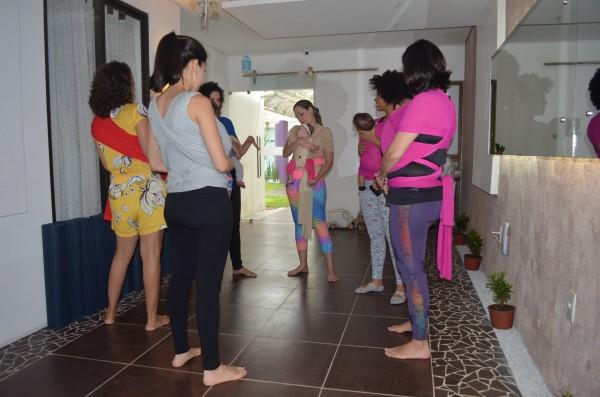 As mães podem compartilhar experiências no pós-parto - Crédito: Malu Cavalcanti/ Esp. DP - Blog João Alberto