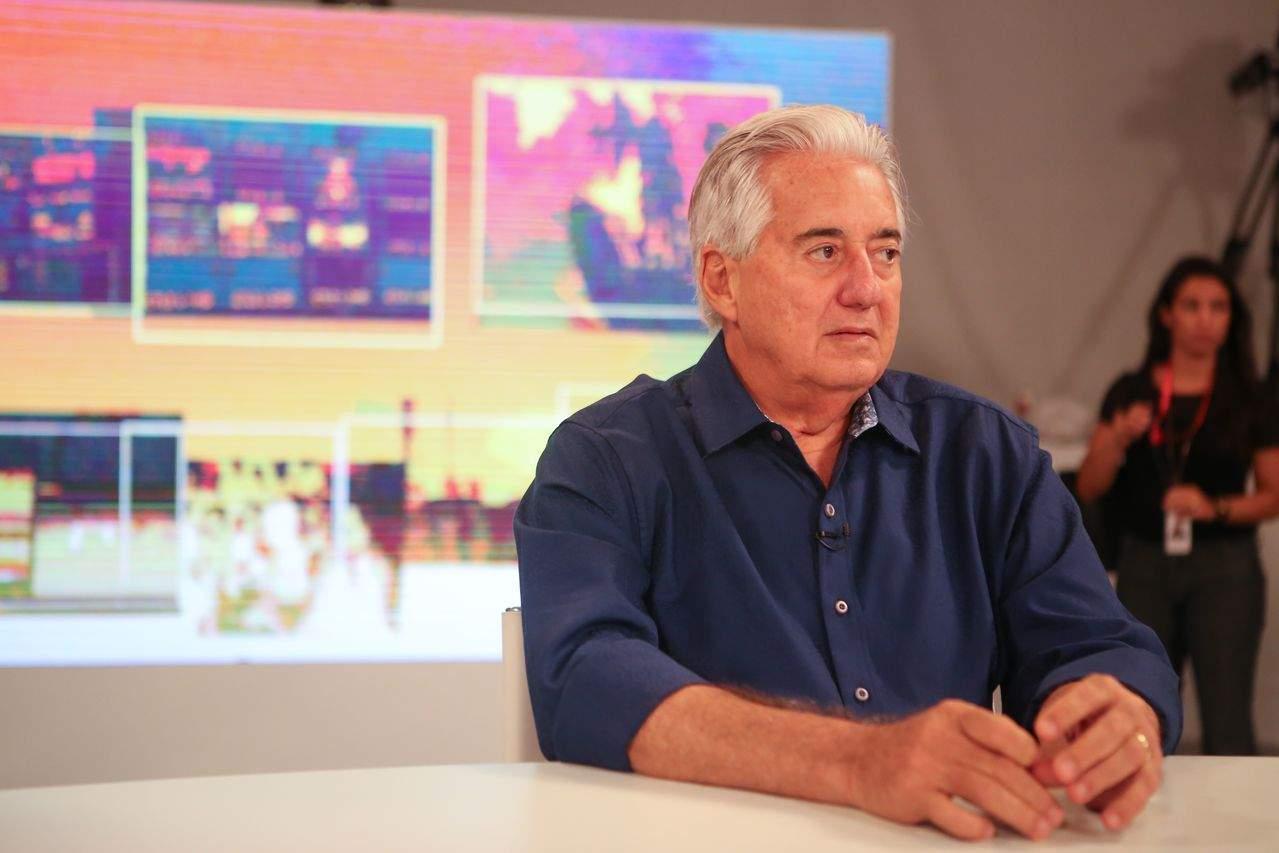 Francisco José - Crédito: TV Globo/Divulgação