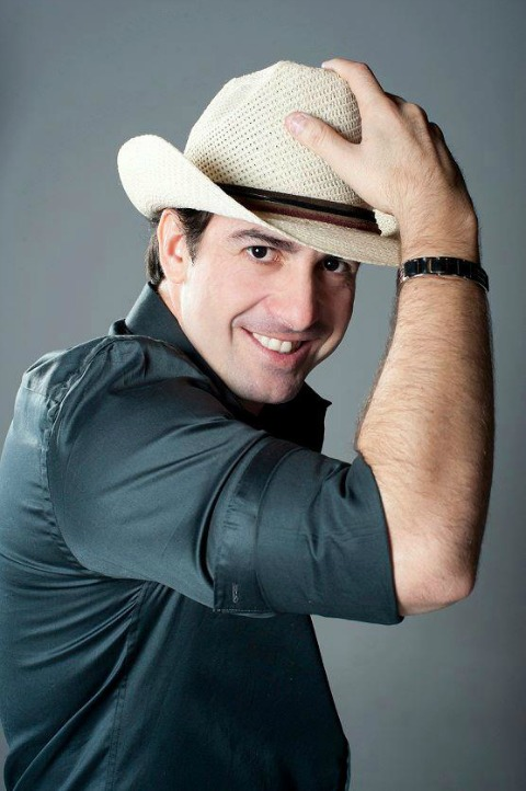 O cantor Diego Furtado. Crédito: Divulgação do artista