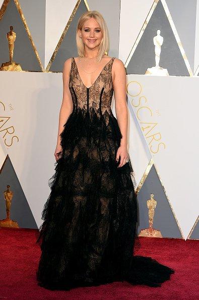 Jennifer Lawrence - Crédito: Reprodução/Twitter