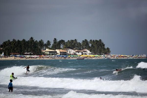 Maracaípe sedia o Rota do Mar Surf and Music - Crédito: Max Bruno/Divulgação