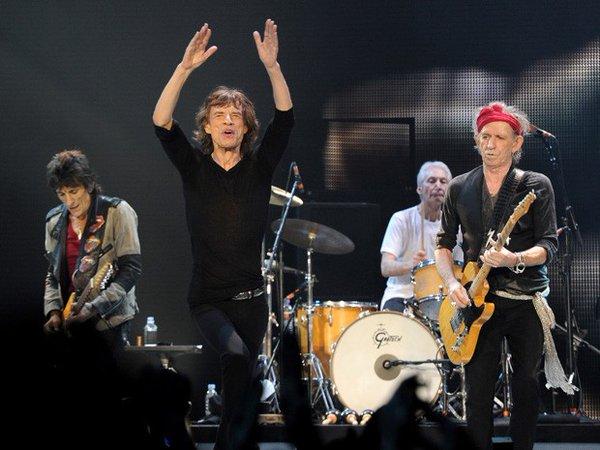 A banda está em turnê pela América Latina - Crédito: Reprodução/Twitter