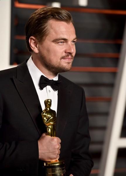 Leonardo DiCaprio - Crédito: Reprodução/Twitter