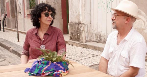 Cristina Huggins e Marcelo Silveira - Crédito: Lucas Hero/Divulgação