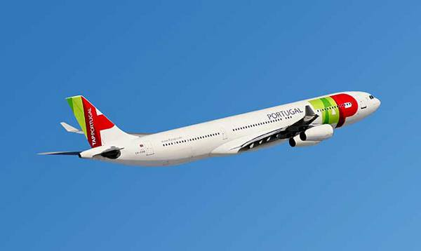 Aviao da TAP/Divulgação