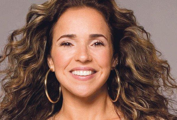 Daniela é a nova jurada do Superstar - Crédito: Reprodução/Twitter