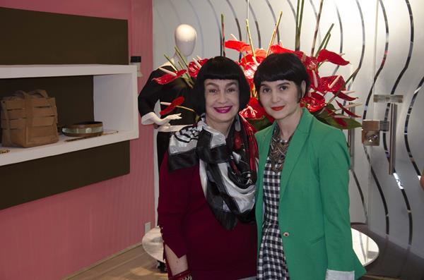 Claudia e Sabrina Holanda - Créditos: Cecília Bradley/Divulgação