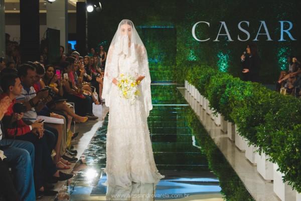 O selo CASAR é um dos maiores eventos de casamentos do país - Crédito: Divulgação