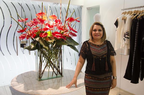 Fátima Alencar - Créditos: Cecília Bradley/Divulgação