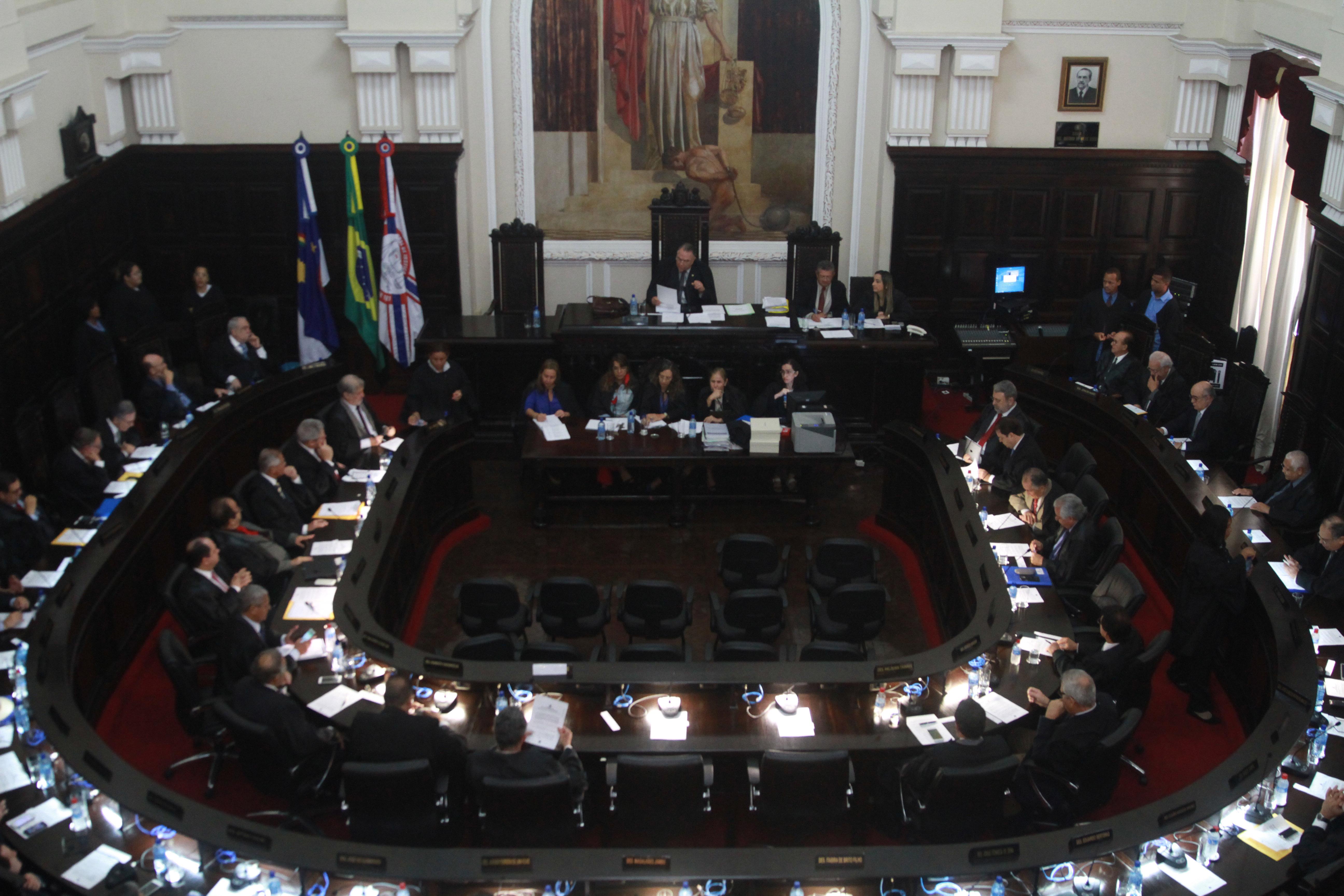 Tribunal de Justica de Pernambuco - Crédito: Julio Jacobina/DP