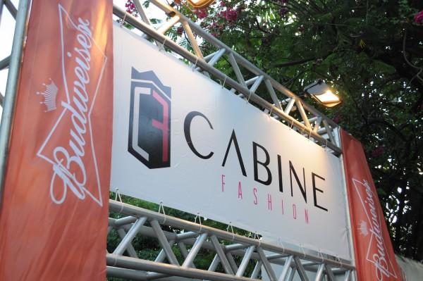 Cabine Fashion volta em abril - Crédito: Divulgação