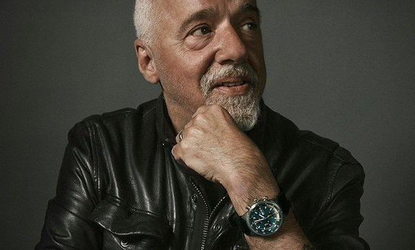 Paulo Coelho - Crédito: Reprodução/Twitter