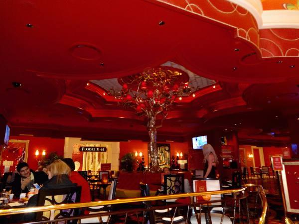 Um dos bares
