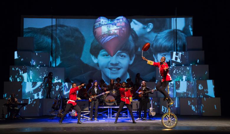 Musical Beatles na Favela será encenado no Recife - Crédito: Divulgação/afroreggae.org