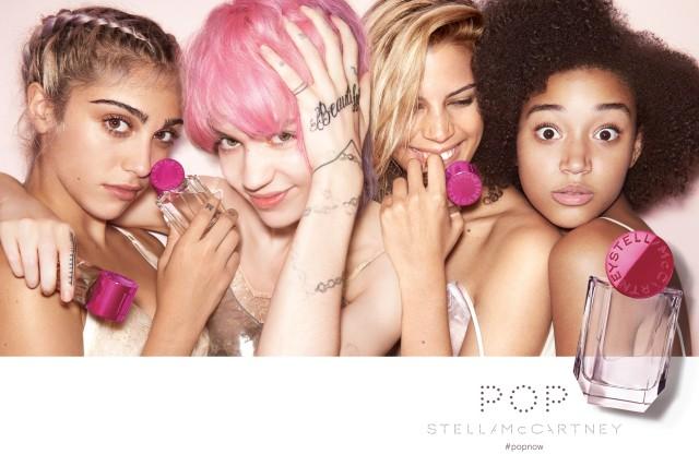 Campanha do perfume Pop - Crédito: Reprodução/Twitter