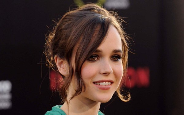 Ellen Page - Crédito: Reprodução/Twitter