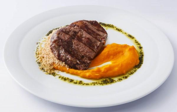 Um dos pratos oferecidos no festival RioMar à Moda do Chef - Crédito: Divulgação