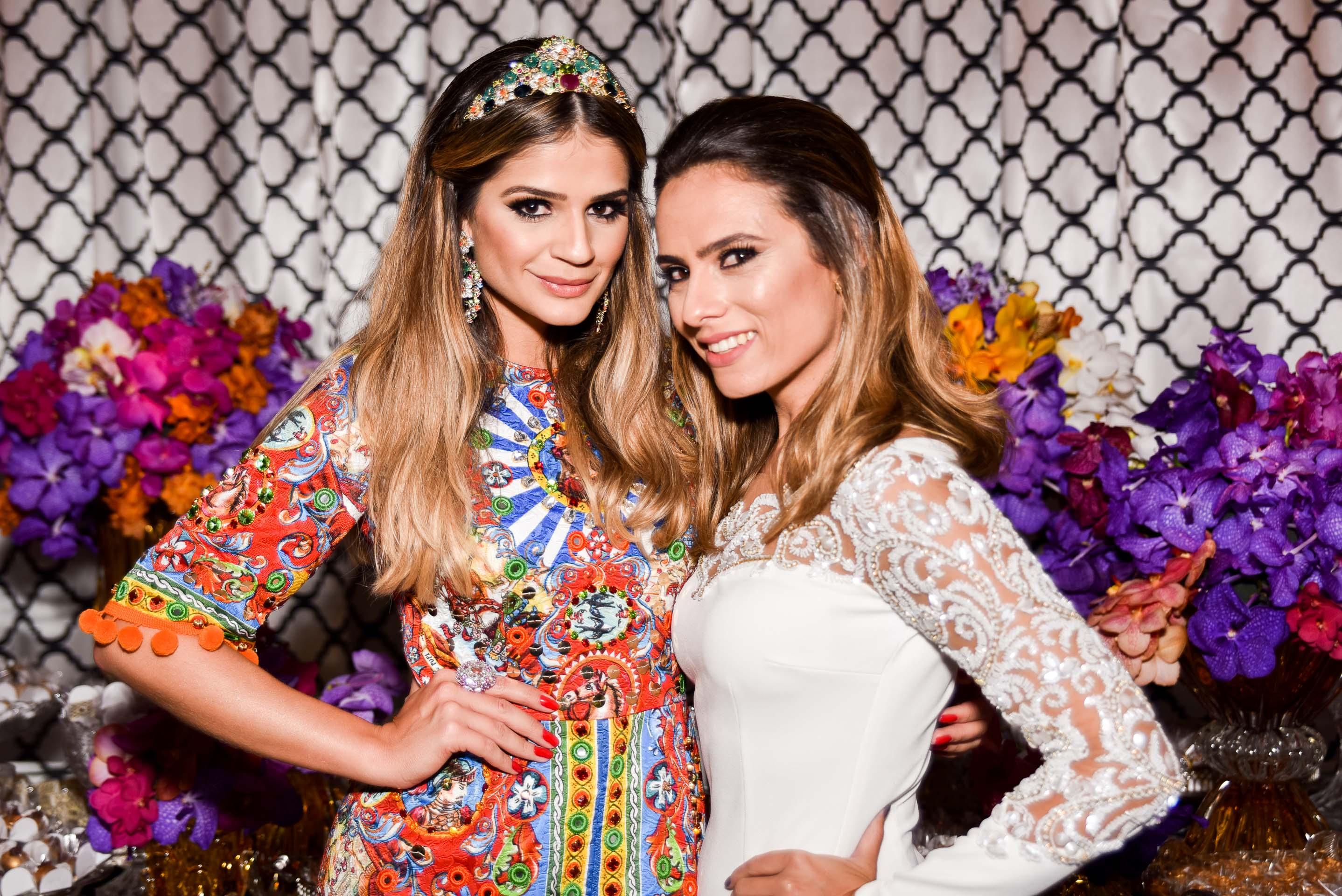 Thassia Naves e Patricia Bonaldi - Crédito: RhaiffeOrtiz/Divulgação