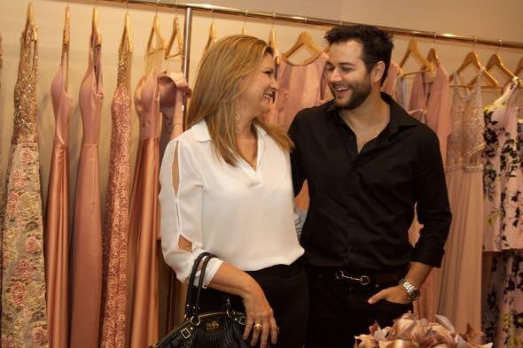 Marta Pontes e Heracliton Diniz - Crédito: Tatiana Sotero/DP