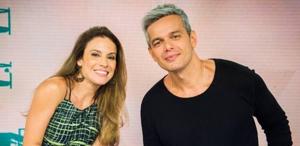 Maíra Charken e Otaviano Costa/TV Globo/Divulgação