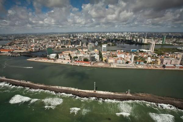Recife - Crédito: Andréa Rêgo Barros/PCR/Reprodução/Facebook