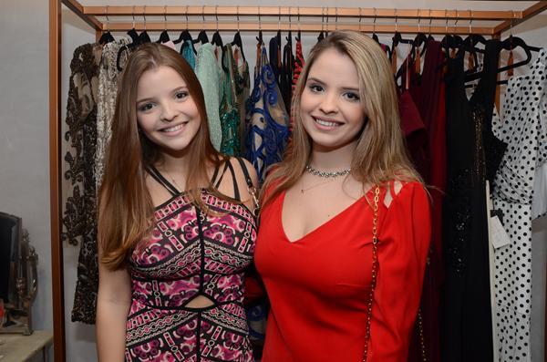 Bianca Ferraz e Isabela Ferraz - Crédito: Larissa Nunes/Divulgação