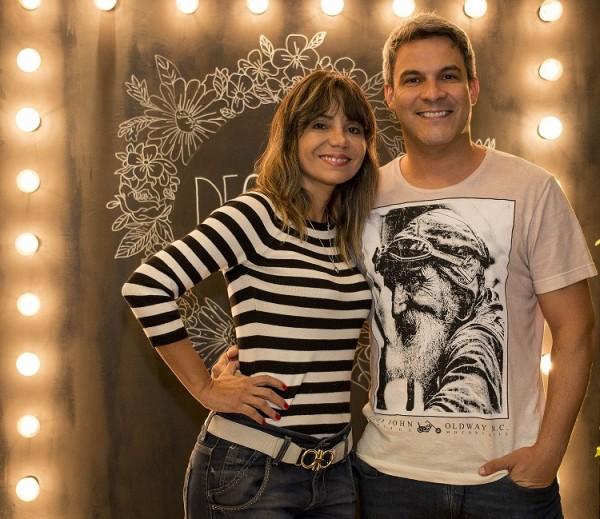 Sabrina Rocha e Flavio Barra - Crédito: Ame Fotografia/Divulgação