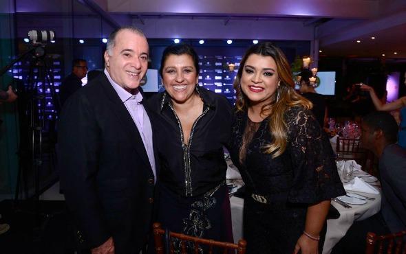 Tony Ramos, Regina Casé e Preta Gil. Crédito: Fabio Cordeiro/ Revista QUEM