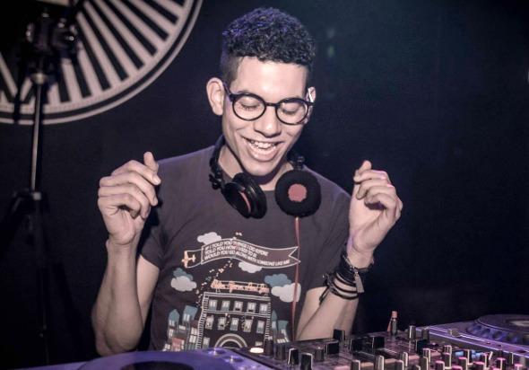 O DJ Vini V. Crédito: Divulgação