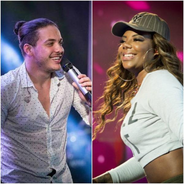 Wesley Safadão e Ludmilla se apresentam na final do BBB - Crédito: Divulgação/João Miguel Júnior/Globo