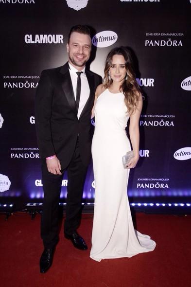 Cassio Reis e Fernanda Vasconcellos