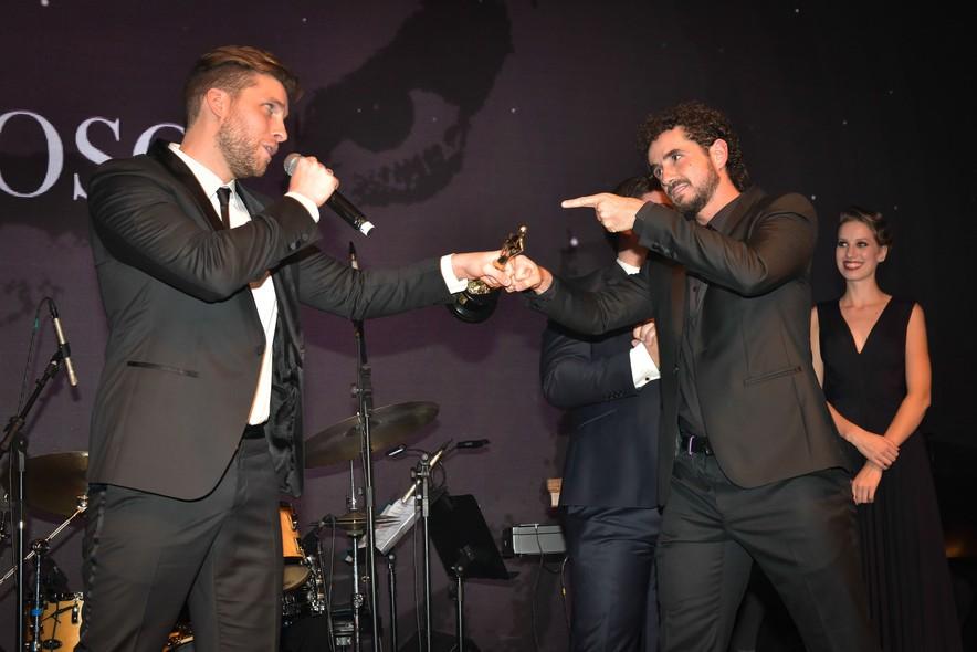 Thiago Fragoso e Felipe Andreoli