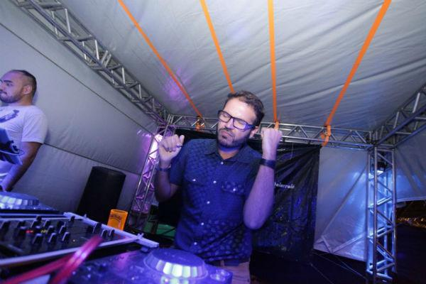 DJ Thikos - Crédito: Divulgação