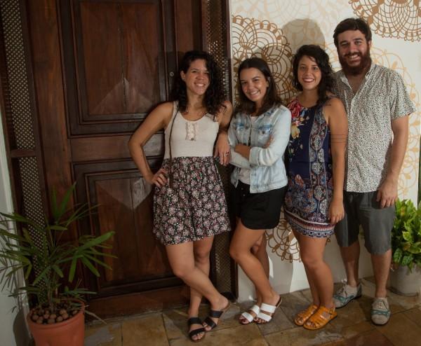 Ana Cavalcanti, Sthefany Passos, Carol Dreyer e Rodrigo Cavalcanti são os nomes por trás da Casa 57 - Crédito: Casa57/Divulgação